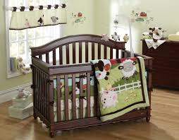 Brown Baby Crib Bedding Fisher Price Farm Friends Crib Bedding Baby Bedding And Accessories