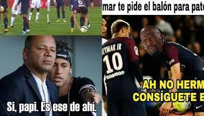 Neymar Memes - neymar vs cavani los crueles memes de la rivalidad en el psg