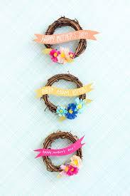 miniature s day wreaths diy
