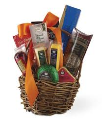 gourmet basket gourmet party basket at from you flowers