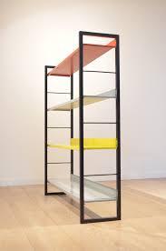 Free Standing Bookshelves 1950 Free Standing Shelving Unit By A Dekker For Tomado