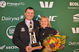 The Winner Of New Zealand by Gallery New Zealand Dairy Industry Awards