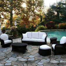 Used Wicker Patio Furniture Sets - patio outstanding resin wicker patio furniture clearance resin