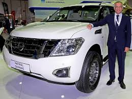nissan uae 2017 nissan patrol u0027gannas u0027 edition unveiled in uae drive arabia