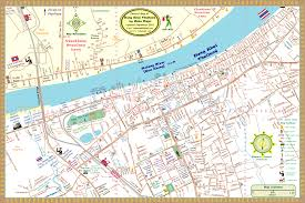 Mail Map Nong Khai Central Map