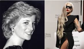 lady gaga dubbed princess diana as u0027just another dead blonde