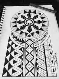 filipino tribal by tpetelo on deviantart tattoos pinterest