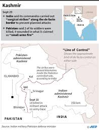 Pathankot India Map by Military Sure Of Casualties On Indian Side Asim Bajwa Dawn Com