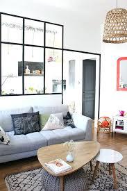 separation chambre salon separation chambre salon optimiser lespace dans le salon