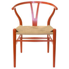Hansen Patio Furniture by Red Carl Hansen And Son Ch24 Wishbone Dining Chairs Hans Wegner