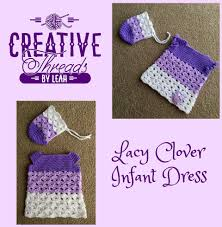 15 adorable crochet baby dress patterns