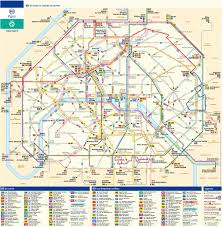 Seattle Public Transit Map by Map Of Ratp Bus Http Map Of Paris Com Bus Maps Ratp Bus Map