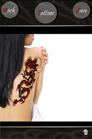 tattoo on photo android apps on google play