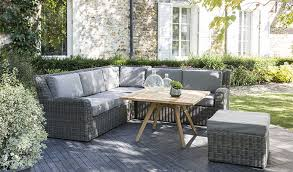 salon de jardin exterieur resine salon et jardin table de jardin exterieur reference maison