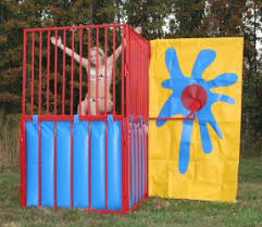 dunk booth rental dunk booth rentals cincinnati and dayton ohio