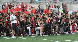 friday night lights ohio ohio state maintains espn s top 2017 recruiting class eleven warriors