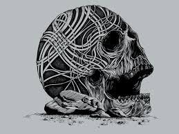 Celtic Skull - celtic skull shirt woot