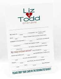 7 best images of wedding mad libs pdf template printable wedding