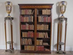 Mahogany Bookcases Uk Breakfront Bookcases