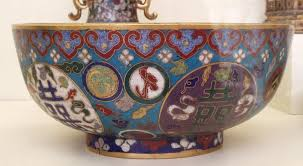 Vase With Pearls Cloisonné Wikipedia