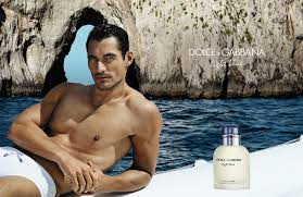 Dolce And Gabanna Light Blue Let U0027s Just Admire David Gandy And Bianca Balti In Dolce
