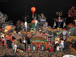 department 56 halloween decorations dept 56 halloween carnival department 56 makes all of tho u2026 flickr