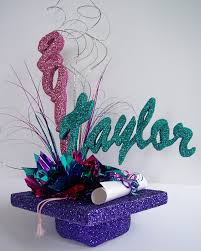 graduation centerpieces ideas samples of centerpieces we also do