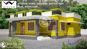 Kerala Home Design Low Cost 1000 Sq Ft Lowcost U0026 Beautiful Home Design