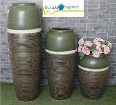 in of large ground vase ceramic vases vase ornaments