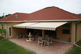 Orlando Awnings Retractable Awnings In Orlando Shade U0026 Privacy Products