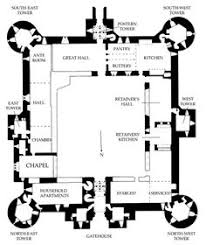 medieval castle floor plans from moats to murder holes how medieval castles were defended