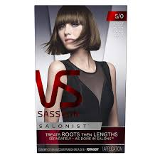 amazon com vidal sassoon salonist hair colour permanent color