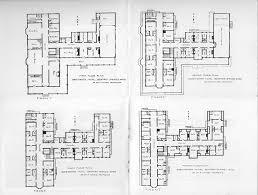 Historic Floor Plans Inside The Hotel Lane Historical
