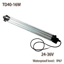 explosion proof led work light hntd 16w dc 24 36v led work light waterproof ip67 explosion proof
