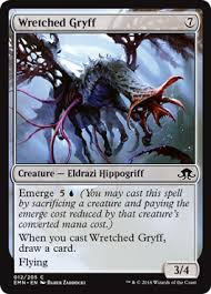 eldrazi cards spoiler so legacy eldrazi may be getting a few more goodies