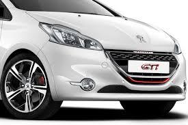peugeot 208 gti white peugeot 208 gti oficjalnie 1 6 l turbo o mocy 200 km i 265 nm