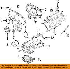 nissan altima 2005 valve cover gasket nissan oem valve cover gasket 1327031u02 ebay