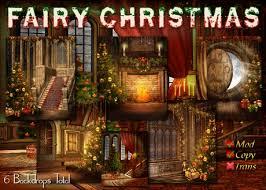 christmas backdrops second marketplace fairy christmas backdrops