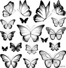 black and grey butterfly tattoos zoeken butterfly