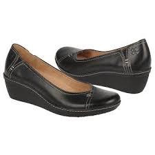 Comfortable Wide Womens Shoes Women U0027s Naturalizer Genie Black Leather Naturalizer Com My