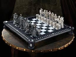 harry potter final challenge chess set philosophers stone