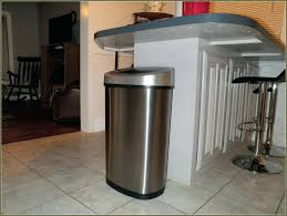 Pull Out Trash Can 15 Inch Cabinet Cabinet Mount Pull Out Trash Can Cabinet Mounted Pivoting Trash