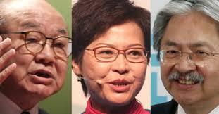 Seeking Hong Kong How Hong Kong S Ce Election Works