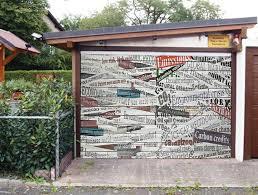 Garage Door Murals For Sale Wallpaper U0026 Accessories Diy Materials Home Furniture U0026 Diy