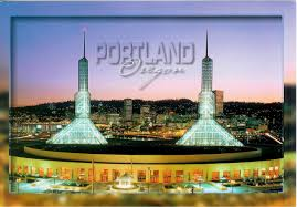 Oregon Convention Center Map by Oregon Convention Center U0026 City At Night U2013 Portland Remembering