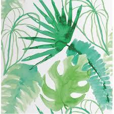 papier peint castorama chambre papier peint sur intissé jungle vert castorama decoration