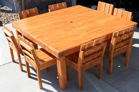 adwoodcraft patio tables and chairs