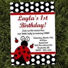 photo ladybug red baby shower diaper image