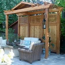 Privacy Screens For Backyards by Privacy Landscaping Ideas Screens Google Search At The Trailer