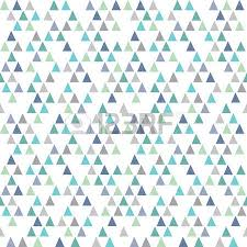mint wrapping paper seamless vector geometric background pattern with polygons